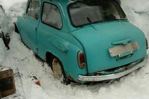 Автомобиль ЗАЗ 965, хорошее состояние, 1954 года выпуска, цена 168 440 руб., Санкт-Петербург