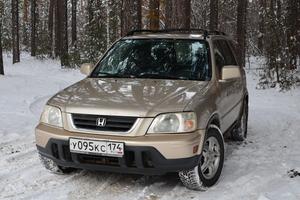 Автомобиль Honda CR-V, хорошее состояние, 2000 года выпуска, цена 330 000 руб., Челябинск