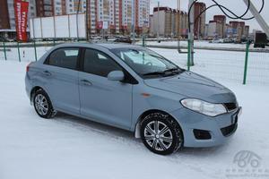 Авто Chery Bonus, 2014 года выпуска, цена 275 000 руб., Тюмень