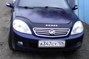 Автомобиль Lifan Breez, хорошее состояние, 2008 года выпуска, цена 140 000 руб., Ставрополь