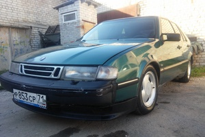Автомобиль Saab 9000, хорошее состояние, 1995 года выпуска, цена 90 000 руб., Скопин