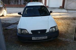 Автомобиль Honda Partner, среднее состояние, 2001 года выпуска, цена 170 000 руб., Новороссийск