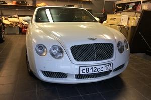 Автомобиль Bentley Continental GTC, отличное состояние, 2007 года выпуска, цена 5 100 000 руб., Раменское
