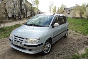 Автомобиль Hyundai Lavita, среднее состояние, 2002 года выпуска, цена 215 000 руб., Дмитров