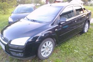 Автомобиль Ford Focus, хорошее состояние, 2007 года выпуска, цена 330 000 руб., Орехово-Зуево