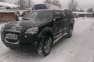 Автомобиль Great Wall Wingle 3, среднее состояние, 2008 года выпуска, цена 175 000 руб., Каргополь