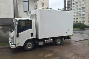 Автомобиль Isuzu N-Series, отличное состояние, 2012 года выпуска, цена 995 000 руб., Санкт-Петербург