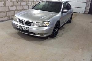 Автомобиль Nissan Maxima, отличное состояние, 2001 года выпуска, цена 275 000 руб., Липецк