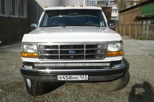 Автомобиль Ford Bronco, отличное состояние, 1994 года выпуска, цена 1 200 000 руб., Краснодар