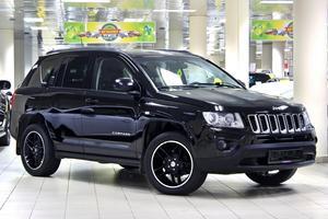 Авто Jeep Compass, 2012 года выпуска, цена 833 333 руб., Москва