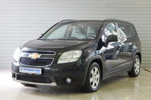 Авто Chevrolet Orlando, 2012 года выпуска, цена 630 000 руб., Москва