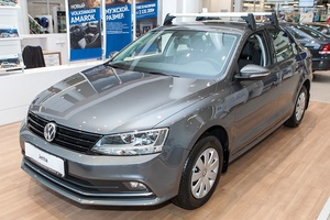 Авто Volkswagen Jetta, 2016 года выпуска, цена 1 051 112 руб., Москва