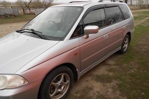 Автомобиль Honda Odyssey, хорошее состояние, 2001 года выпуска, цена 285 000 руб., Челябинск