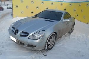 Авто Mercedes-Benz SLK-Класс, 2006 года выпуска, цена 760 000 руб., Самара