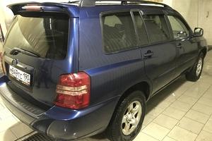 Автомобиль Toyota Highlander, хорошее состояние, 2002 года выпуска, цена 550 000 руб., Видное