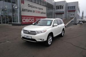 Авто Toyota Highlander, 2011 года выпуска, цена 1 333 000 руб., Москва
