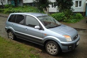 Подержанный автомобиль Ford Fusion, хорошее состояние, 2008 года выпуска, цена 260 000 руб., Набережные Челны