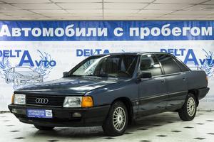 Авто Audi 100, 1990 года выпуска, цена 150 000 руб., Москва