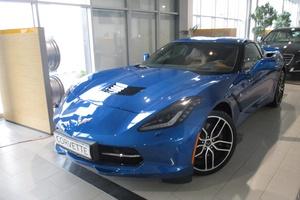 Авто Chevrolet Corvette, 2016 года выпуска, цена 6 130 456 руб., Москва