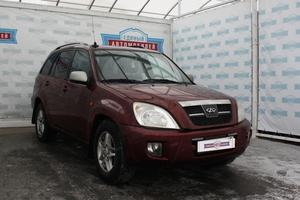 Авто Chery Tiggo, 2007 года выпуска, цена 188 000 руб., Санкт-Петербург
