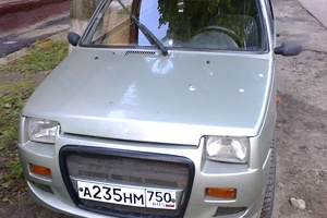 Подержанный автомобиль ВАЗ (Lada) 1111 Ока, хорошее состояние, 2007 года выпуска, цена 120 000 руб., Старая Купавна