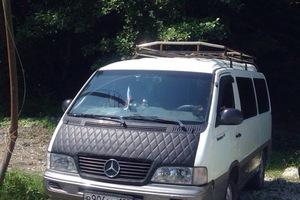 Автомобиль SsangYong Istana, хорошее состояние, 1999 года выпуска, цена 230 000 руб., Сочи