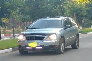 Автомобиль Chrysler Pacifica, хорошее состояние, 2004 года выпуска, цена 400 000 руб., Московская область
