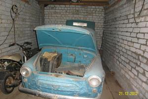 Автомобиль ЗАЗ 965, среднее состояние, 1968 года выпуска, цена 70 000 руб., Йошкар-Ола
