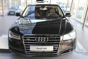 Авто Audi A8, 2016 года выпуска, цена 6 154 000 руб., Москва