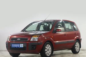 Авто Ford Fusion, 2007 года выпуска, цена 333 000 руб., Москва