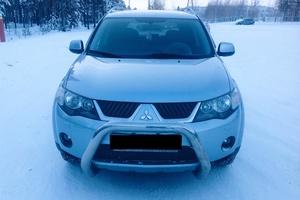 Подержанный автомобиль Mitsubishi Outlander, хорошее состояние, 2008 года выпуска, цена 720 000 руб., Когалым