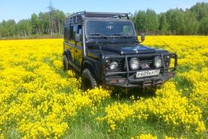 Автомобиль Land Rover Defender, отличное состояние, 2003 года выпуска, цена 950 000 руб., Москва
