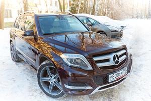 Автомобиль Mercedes-Benz GLK-Класс, отличное состояние, 2012 года выпуска, цена 1 520 000 руб., Одинцово