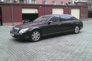 Автомобиль Maybach 62, отличное состояние, 2005 года выпуска, цена 6 500 000 руб., Москва