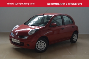 Авто Nissan Micra, 2010 года выпуска, цена 359 000 руб., Москва
