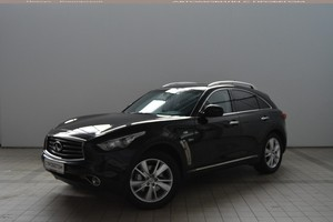 Авто Infiniti QX70, 2014 года выпуска, цена 2 243 411 руб., Москва
