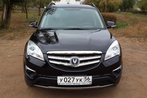 Автомобиль Changan CS35, отличное состояние, 2014 года выпуска, цена 770 000 руб., Оренбург