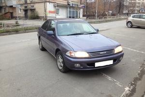 Подержанный автомобиль Toyota Carina, отличное состояние, 1996 года выпуска, цена 220 000 руб., Миасс