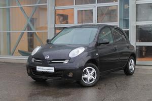 Авто Nissan Micra, 2005 года выпуска, цена 255 000 руб., Санкт-Петербург