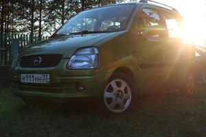 Автомобиль Opel Agila, хорошее состояние, 2000 года выпуска, цена 139 999 руб., Нижний Новгород