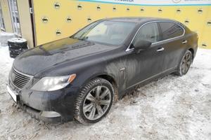 Авто Lexus LS, 2008 года выпуска, цена 1 200 000 руб., Самара