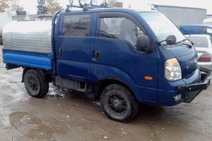 Подержанный автомобиль Kia Bongo, отличное состояние, 2011 года выпуска, цена 610 000 руб., Химки