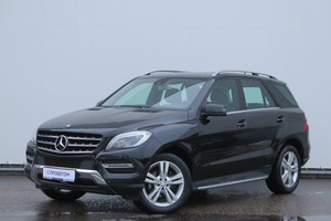 Авто Mercedes-Benz M-Класс, 2014 года выпуска, цена 2 695 000 руб., Москва