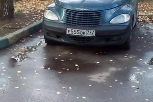 Автомобиль Chrysler PT Cruiser, хорошее состояние, 2001 года выпуска, цена 200 000 руб., Москва