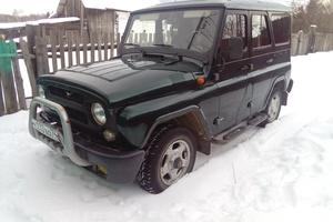 Подержанный автомобиль УАЗ Hunter, отличное состояние, 2006 года выпуска, цена 350 000 руб., Карабаш