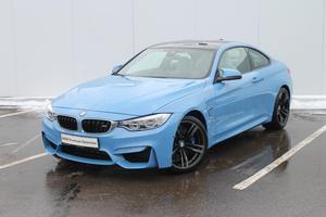 Авто BMW M4, 2016 года выпуска, цена 4 900 000 руб., Москва
