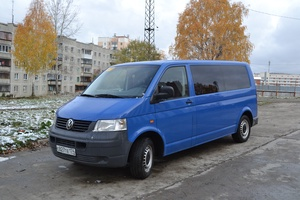 Автомобиль Volkswagen Transporter, хорошее состояние, 2006 года выпуска, цена 750 000 руб., Миасс