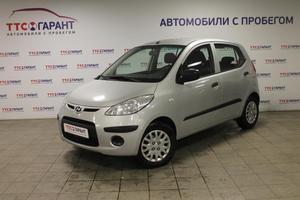 Авто Hyundai i10, 2008 года выпуска, цена 200 000 руб., Казань