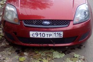 Автомобиль Ford Fiesta, среднее состояние, 2007 года выпуска, цена 170 000 руб., Казань