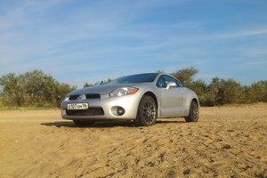 Автомобиль Mitsubishi Eclipse, хорошее состояние, 2006 года выпуска, цена 590 000 руб., Екатеринбург